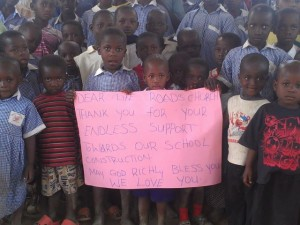 Children's Thank You
